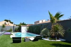 emejing deco jardin autour d une piscine photos With attractive jardin autour d une piscine 3 piscine