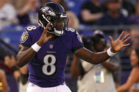ravens  shape offense  lamar jackson