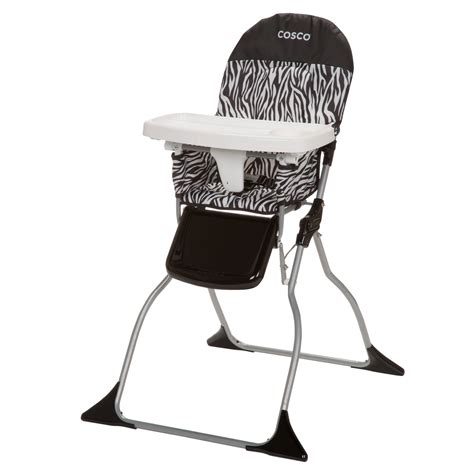 Cosco Flat Fold High Chair Apple Pie by Houseofaura High Chair Cosco Cosco Flat Fold High
