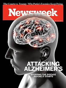 Newsweek: Future of Alzheimer's treatment may be early ...