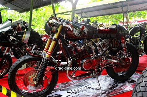 Modif Rx King Cafe Racer by 50 Foto Gambar Modifikasi Motor Rx King Drag Racing