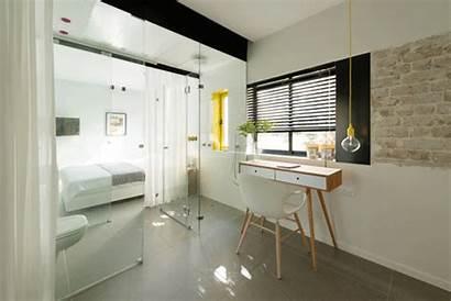 Apartment Interior Archdaily Aviv Tel 600 Architecture