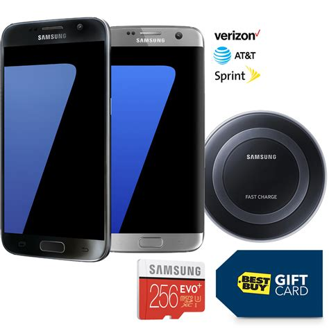Buy Samsung Galaxy S7 Or S7 Edge And Get $100 Gift Card