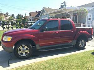 Sell Used 2003 Ford Explorer Sport Trac Xlt Sport Utility