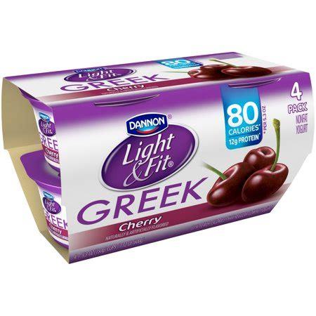 dannon light and fit yogurt dannon 174 light fit 174 blended nonfat yogurt cherry 5