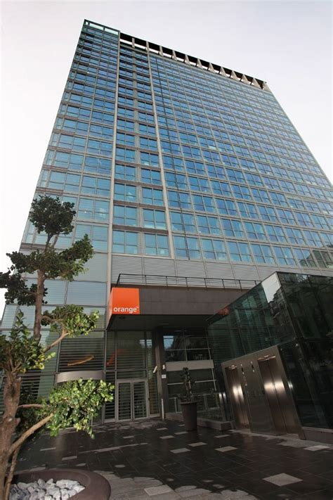 siege sociale orange the 78 orange headquarter orange office photo
