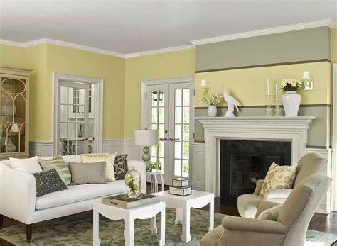 Simple Living Room Color Combination Ideas
