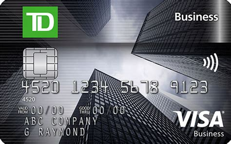 Apply For A Td Business Visa Credit Card Business Card Template In Word 2007 Ai File Free Download Scanner Doha Benefit Kartu Kredit Bri Templates Brother Ios Library Cdr Windows Phone