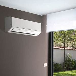 Installation D Une Climatisation : installation d 39 une climatisation murale ~ Nature-et-papiers.com Idées de Décoration