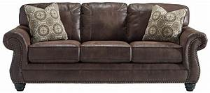 Faux Leather Sleeper Sofa Attractive Leather Queen Sleeper