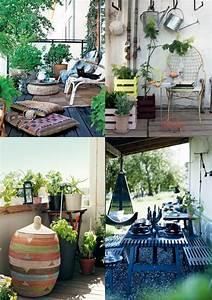 Balkon Gestalten Orientalisch : 1001 ideen zum thema stilvollen kleinen balkon gestalten ~ Eleganceandgraceweddings.com Haus und Dekorationen