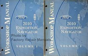 2010 Ford Expedition  Lincoln Navigator Factory Service