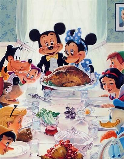 Thanksgiving Disney Muppets Theme Dinner Turkey Holidays
