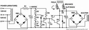 Generator Avr Circuit Diagram