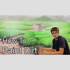 How To Paint A Landscape Mural  Learn With Mural Joe