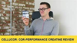 Cellucor Cor-performance Creatine Review