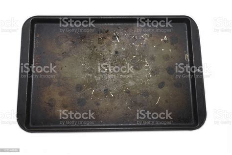 greasy pan istock