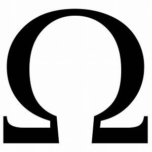 Omega Symbol Free Stock Photo - Public Domain Pictures