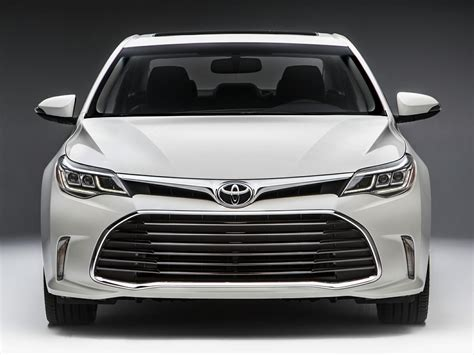 2018 Toyota Avalon Price Photos Reviews Features