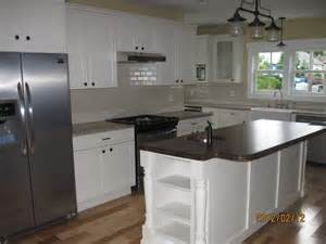 kitchen island with posts painted island posts accentuate in modern kitchen osborne wood
