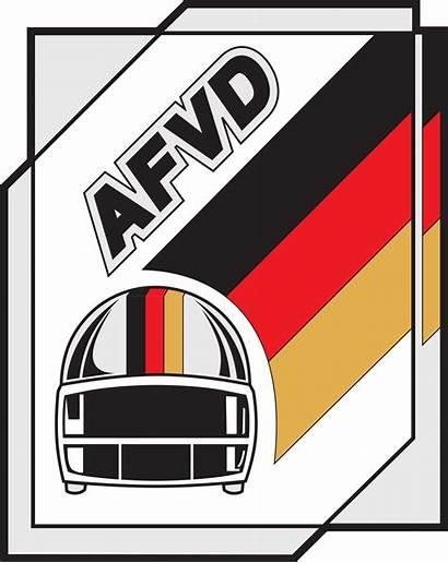 Football Afvd American Deutschland Svg Icon German