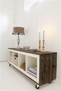 Pimp My Kallax : 59 best images about ikea ideas on pinterest ikea shelf brackets side tables and apartment ~ Markanthonyermac.com Haus und Dekorationen