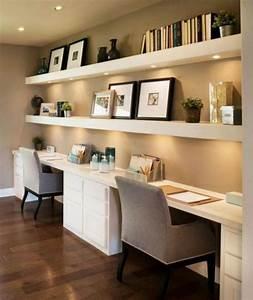 25, Best, Office, Shelf, Decor, Ideas