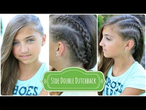 create  double dutchback heidi klum hairstyles