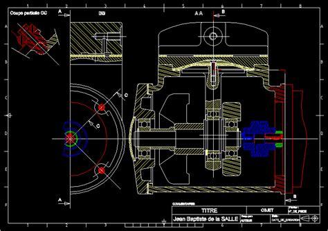 compressor dwg block  autocad designs cad