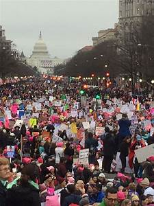 Over two million join US women's marches: organizers