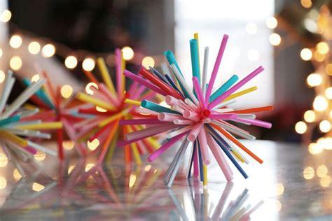 25+ Best Drinking Straw Crafts Ideas On Pinterest
