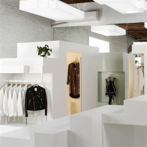 bureau store bureau spectacular creates interlocking moveable displays