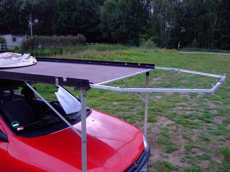 dachzelt selber bauen dachzelt eigenbau auf dem autodach zelten so geht das