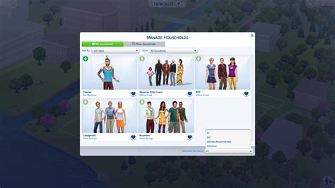 sims  november  update overview