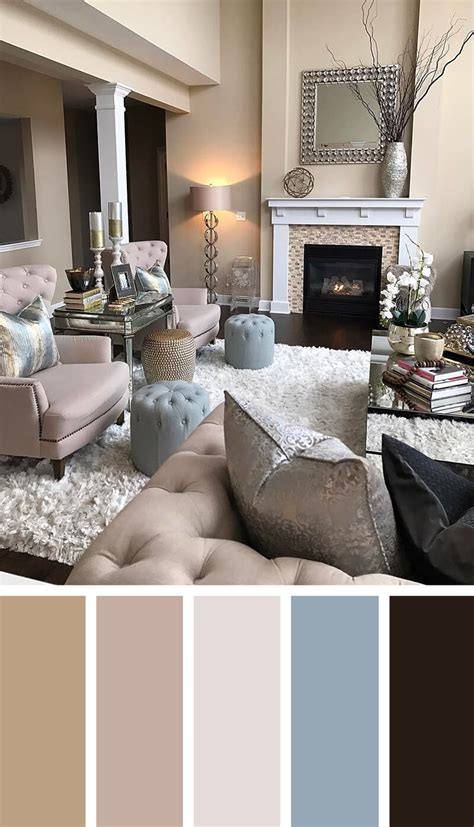 paint color schemes living room 11 best living room color scheme ideas and designs for 2017