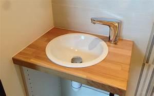 Plan Vasque Bois : am nager son nouvel appartement avec le blog du bois ~ Teatrodelosmanantiales.com Idées de Décoration