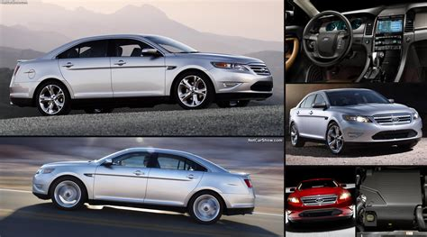 ford taurus sho  pictures information specs