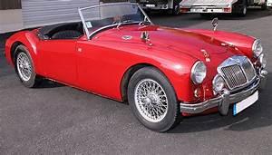 Voiture Cabriolet 4 Places : mg a cabriolet 1956 vendre ~ Gottalentnigeria.com Avis de Voitures