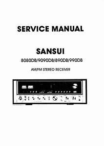 Sansui 8080db