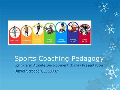 sports coaching pedagogy