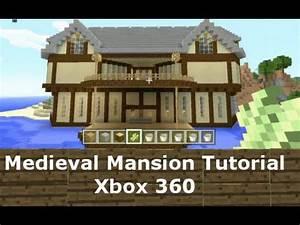 Medieval Mansion Tutorial Minecraft Xbox 360 #1 | Home ...