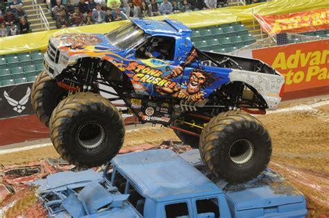 monster truck jam greensboro greensboro north carolina greensboro coliseum january