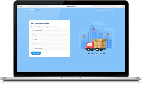 Free Landing Page Templates For You Teamgate Sales Crm