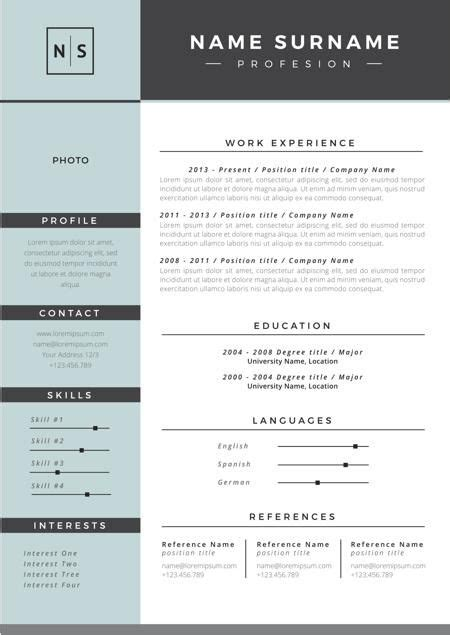 20836 resume templates to 1000 images about business and career on name