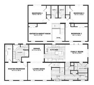 master bed and bath floor plans mobile home floor plan treyburn by milton crest homes