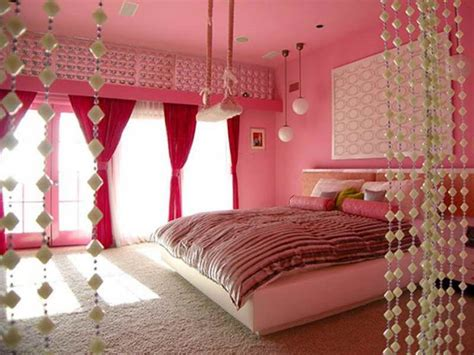 Cute Girly Bedroom Interior Design  4 Home Ideas