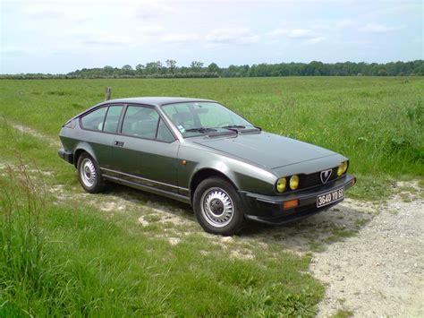 1982 Alfa Romeo Gtv Photos, Informations, Articles