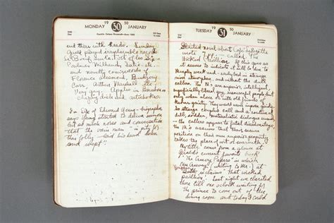 The Diary 1950 diary the diaries of powell
