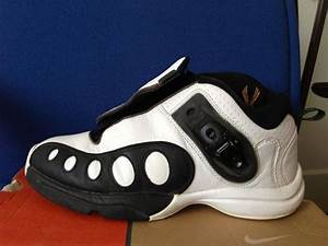 Original NIKE Air Zoom GP 9.5 Glove Gary Payton Son Hawk ...