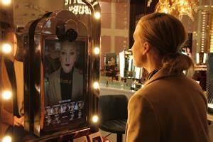 Charlotte Tilbury's Magic Mirror Created By Holition ...